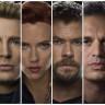 Avengers: Endgame'in Orijinal Altılısını Gösteren Posterler Yayımlandı