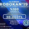 ROBOKAN '19 4. Geleneksel Robot Yarışması 20-21 Nisan Tarihinde Başlıyor