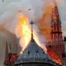 850 Yıllık Notre Dame Katedrali, Gözyaşları İçerisinde Yandı