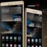 Huawei, Yeni 3 Telefonu Olan P8, P8 Lite ve P8max Cihazlarını Tanıttı