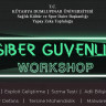 DPU Siber Güvenlik Workshop Etkinliği, 27-28 Nisan'da