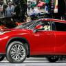 Toyota, Yenilenen SUV Modeli Highlander'ı Tanıttı