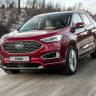 Makyajlanan Ford Edge, Abartı Fiyatıyla Türkiye'de Satışa Sunuldu