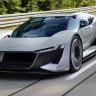 Audi R8'in Varisi Tamamen Elektrikli Olacak