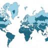 Türkiye Dahil Dünya Ülkelerinin Haritadaki Gerçek Boyutlarını Gösteren GIF