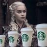 HBO'dan Game of Thrones Dizisinde Gözüken Starbucks Bardağı Hakkında Açıklama