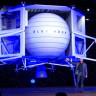 Jeff Bezos, Blue Origin'in Ay'a Gönderilecek Şahane Aracını Tanıttı