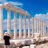 Denizli'deki 2200 Yılık Antik Tiyatro, Binlerce Yılın Ardından Ziyarete Açılıyor