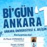 Ankara Üniversitesi Bilişim Günleri, 18 Mayıs'ta