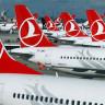 Türk Hava Yolları'nın Yolcu Sayısındaki Düşüş Devam Ediyor