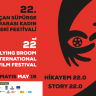 22. Uçan Süpürge Film Festivali, 23 Mayıs'ta Kapılarını Açıyor