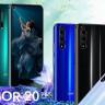4 Arka Kamerasıyla Adeta Düşman Çatlatan Honor 20 Pro Tanıtıldı: İşte Fiyatı ve Özellikleri