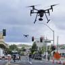 NASA'nın Drone'lar İçin Oluşturduğu Trafik Ağı Başarılı Oldu