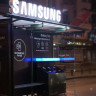 Samsung'un Şarj Durakları Kadıköy ve Beşiktaş'ta Hizmete Girdi