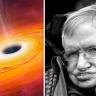 Stephan Hawking'in Teorisi Hakkında Gelişme: Kara Delikler Zamanla Buharlaşıyor
