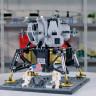 Lego, Ay'a İlk İnişin 50. Yılını Kutlamak İçin Özel Bir Apollo 11 Setini Satışa Çıkarıyor