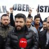Uber Kararını Protesto Etmek İsteyen Uber Şoförleri Yenikapı'da Toplandı
