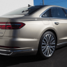 Audi, Yeni A8'leri Ultra Lüks Tasarlamak İçin Çalışıyor