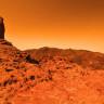 Mars'ın Kuzey Kutbunun Altında Devasa Bir Buzul Bulundu