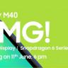 Samsung Galaxy M40'ın Batarya Kapasitesi Ortaya Çıktı
