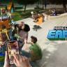 Dün Duyurulan Minecraft Earth'ün Nasıl Oynandığını Gösteren Video
