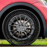 GM ve Michelin, 2024'te Havasız Tekerlekleri Kullanıma Sokacak (Video)