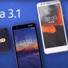 Android 9 Pie İşletim Sistemli Nokia 3.1 A ve 3.1 C Tanıtıldı
