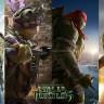 Ninja Kaplumbağalar ve Marvel Kahramanlarına Özel Arcade Makineleri Tanıtıldı