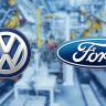 Volkswagen ve Ford, Otonom Araçlar İçin Anlaşmaya Çok Yakın