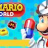 Klasik Bulmaca Oyunu Dr. Mario World'ün Android ve iOS Çıkış Tarihi Açıklandı