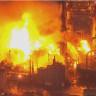 Philadelphia Petrol Rafinerisi Patlaması Uzaydan Bile Göründü