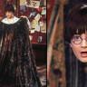 Harry Potter Filmlerindeki Görünmezlik Pelerini Piyasaya Sürülmeye Hazır Hale Geldi
