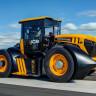 Karşınızda Dünyanın En Hızlı Traktörü: JCB Fastrac