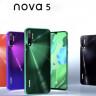 Huawei'nin Yeni Canavarları Nova 5 Pro ve Nova 5i Yarın Satışa Çıkıyor