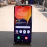 Samsung Galaxy A50'nin Kamera Uygulamasına Gece Modu ve Ağır Çekim Özellikleri Geldi