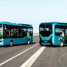 Karsan, İki Yeni Elektrikli Toplu Taşıma Aracını Tanıttı