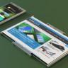Samsung'un Garip Ama Bir O Kadar da Heyecan Verici Akıllı Telefon Tasarımı