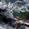 Bu Hafta Gerçekleşen Tam Güneş Tutulmasının Büyüleyici Yansıması (Video)