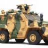 BMC Tarafından Üretilen Yerli Zırhlı Araç Vuran, TSK Bünyesine Katıldı