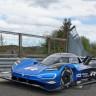 Volkswagen'in Elektrikli Yarış Arabası, Yeni Bir Rekora Daha İmza Attı
