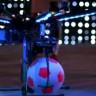 Pepsi Reklamında Maçın Hakemliğini Drone Yaptı