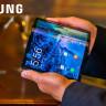 Samsung, Yeni Bir Katlanabilir Ekranlı Telefon Patenti Aldı