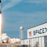 SpaceX'in Uzay Araçlarını Geliştirdiği Florida'daki Tesisinde Yangın Çıktı
