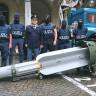 İtalyan Polisi, Neo Nazi Baskınlarında 3 Metrelik Füze Ele Geçirdi