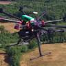 Etkileyici Olduğu Kadar Tehlike Saçan Drone: Throwflame TF-19 Wasp