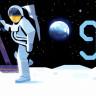Google, Ay'a İnişin 50. Yılını Anlamlı Bir Doodle ile Kutluyor