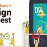 Xiaomi'nin Mi Band 4 Dağıtacağı Tasarım Yarışması Başlıyor