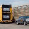 Ford'un Elektrikli Motorunun 500 Tonu Rahatlıkla Çektiği Video