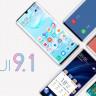Huawei, EMUI 9.1'in Kararlı Sürümünü Dağıtacak: İşte Yenilikler