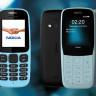 Nokia 220 ve 105'in Yenilenmiş Versiyonları Tanıtıldı: İşte Fiyatları ve Özellikleri